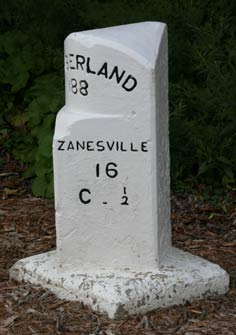 Ohio Mile Marker