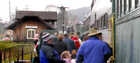 Hocking Valley Railroad