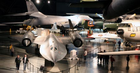 Blast Off: Spacecraft and ICBMs at the USAF Museum